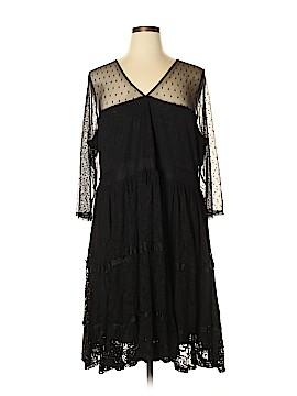Torrid Casual Dress Size 24 (Plus)