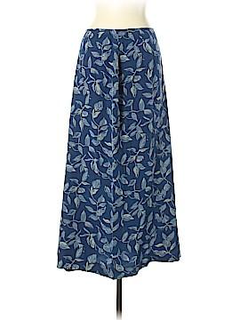 Eddie Bauer Silk Skirt Size XL