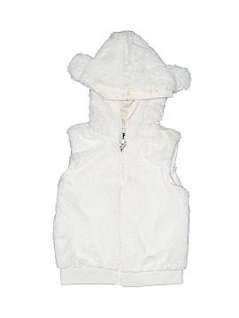 U.S. Polo Assn. Faux Fur Vest Size 2T