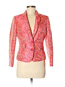 Etcetera Silk Blazer Size 4