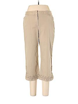 Geoffrey Beene Sport Khakis Size 12