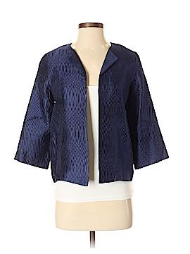 Eileen Fisher Silk Blazer Size P (Petite)