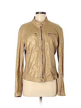Dismero Leather Jacket Size 8