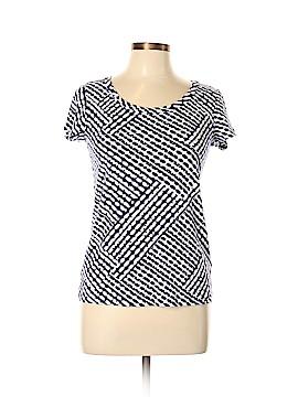 Nicole Miller New York Short Sleeve T-Shirt Size L