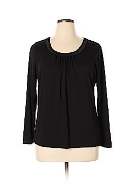 Talbots Long Sleeve T-Shirt Size 1X (Plus)