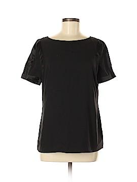 Escada Short Sleeve Silk Top Size 40 (EU)