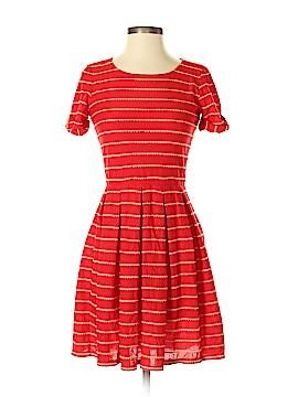 Bordeaux Casual Dress Size S (Petite)