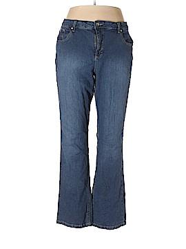 Merona Jeans Size 18 (Plus)