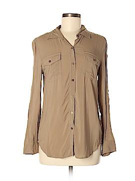 Jacob Long Sleeve Button-Down Shirt Size M