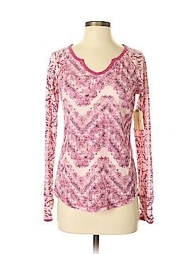 St. John's Bay Long Sleeve T-Shirt Size S
