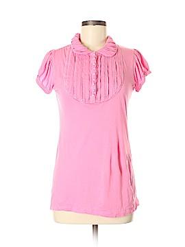KensieGirl Short Sleeve Top Size L