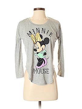 Disney 3/4 Sleeve T-Shirt Size S
