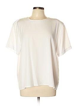 Notations Short Sleeve Blouse Size XL