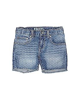Peek Denim Shorts Size 8
