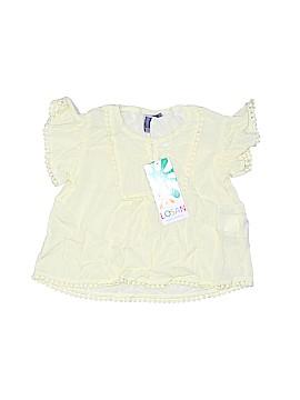Losan Short Sleeve Blouse Size 3