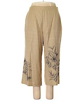 Silk Land Silk Pants Size 18 (Plus)