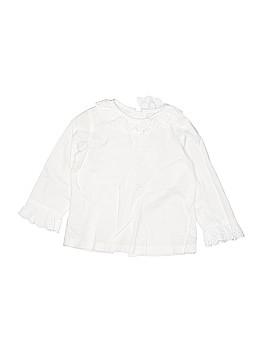 Fantaisie Kids Long Sleeve Blouse Size 4