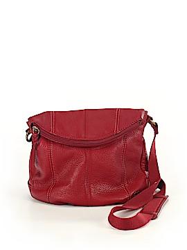 The Sak Leather Crossbody Bag One Size