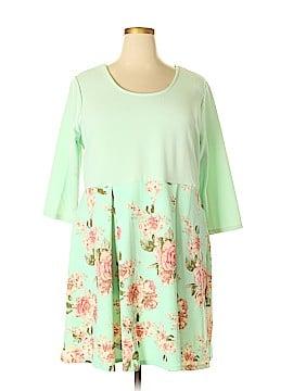 Rue21 Casual Dress Size 3X (Plus)