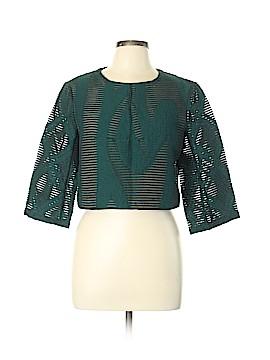 Tibi 3/4 Sleeve Blouse Size 10