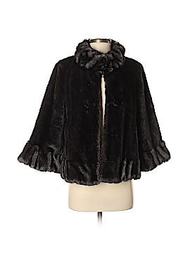Newport News Faux Fur Jacket Size S