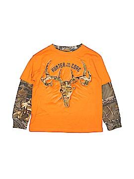 Realtree Long Sleeve T-Shirt Size 6 - 8