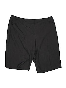 Avenue Dressy Shorts Size 18 (Plus)