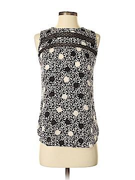 CAbi Sleeveless Blouse Size S