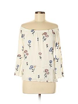 Karen Kane 3/4 Sleeve Blouse Size M