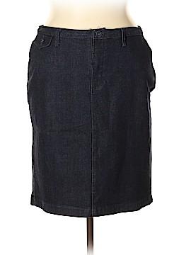 Motto Denim Skirt Size 16