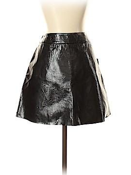 Alice + olivia Leather Skirt Size 4