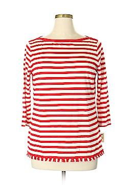 Talbots 3/4 Sleeve T-Shirt Size 0X (Plus)