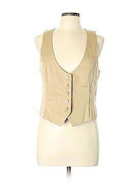 New York & Company Tuxedo Vest Size L