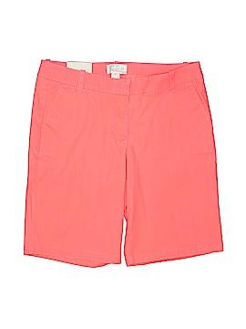 J. Crew Factory Store Khaki Shorts Size 6