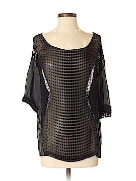 Rozae R.N. Short Sleeve Blouse Size S