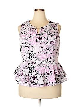 Thalia Sodi Sleeveless Blouse Size XXL