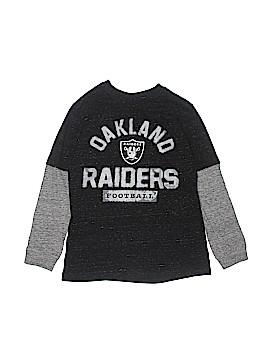 Team Apparel Long Sleeve T-Shirt Size 10 - 12
