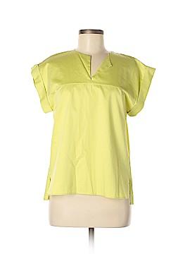 Gerard Darel Short Sleeve Blouse Size 4 (36)