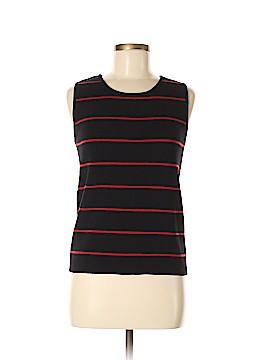 Linda Allard Ellen Tracy Wool Pullover Sweater Size M