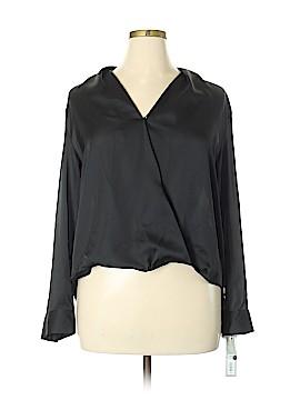 Apt. 9 Long Sleeve Blouse Size XL