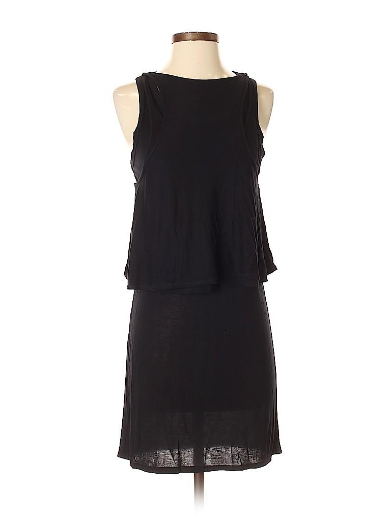 062c4d26cb Kookai Solid Black Casual Dress Size Sm (1) - 84% off
