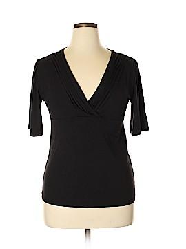 Saint Tropez West Short Sleeve Top Size XL
