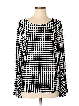 Adrianna Long Sleeve Top Size XL