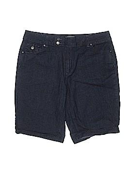 St. John's Bay Denim Shorts Size 16W (Plus)