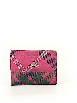 Vivienne Westwood Leather Wallet One Size