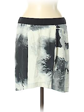 Helmut Lang Silk Skirt Size 8