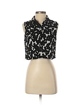 A.L.C. Sleeveless Silk Top Size 6