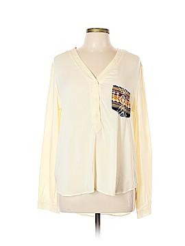 PacSun Long Sleeve Blouse Size L