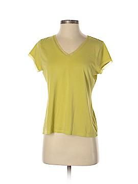 Sigrid Olsen Short Sleeve T-Shirt Size M