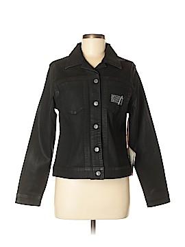 MiracleBody Denim Jacket Size M